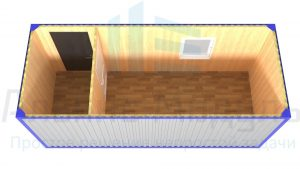 Блок-контейнер БК-2А