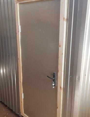 Дверь входная (базовый вариант)